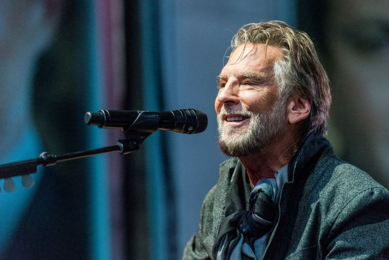 Kenny Loggins Performs On Fox & Friends' All-American Summer Concert Series