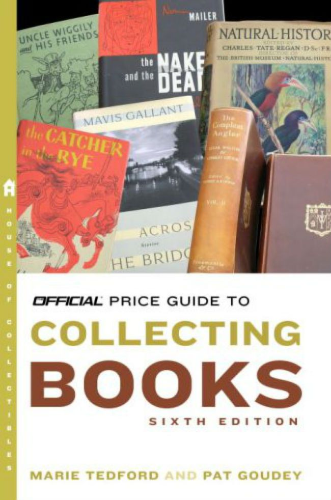 Book Collecting: How Do I Find the Values of Books?
