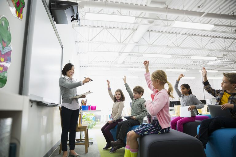 How Teachers Can Ease Students' First Day Jitters