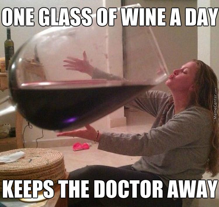 Can You Relate To These Boozy Memes About Wine