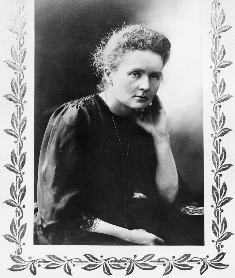 Marie Sklodowska-Curie, also known as Marie Curie (Warsaw, 1867-Passy, 1934), Polish and naturalized-French physicist and chemist Nobel Prize in Physics in 1903 and in Chemistry in 1911.