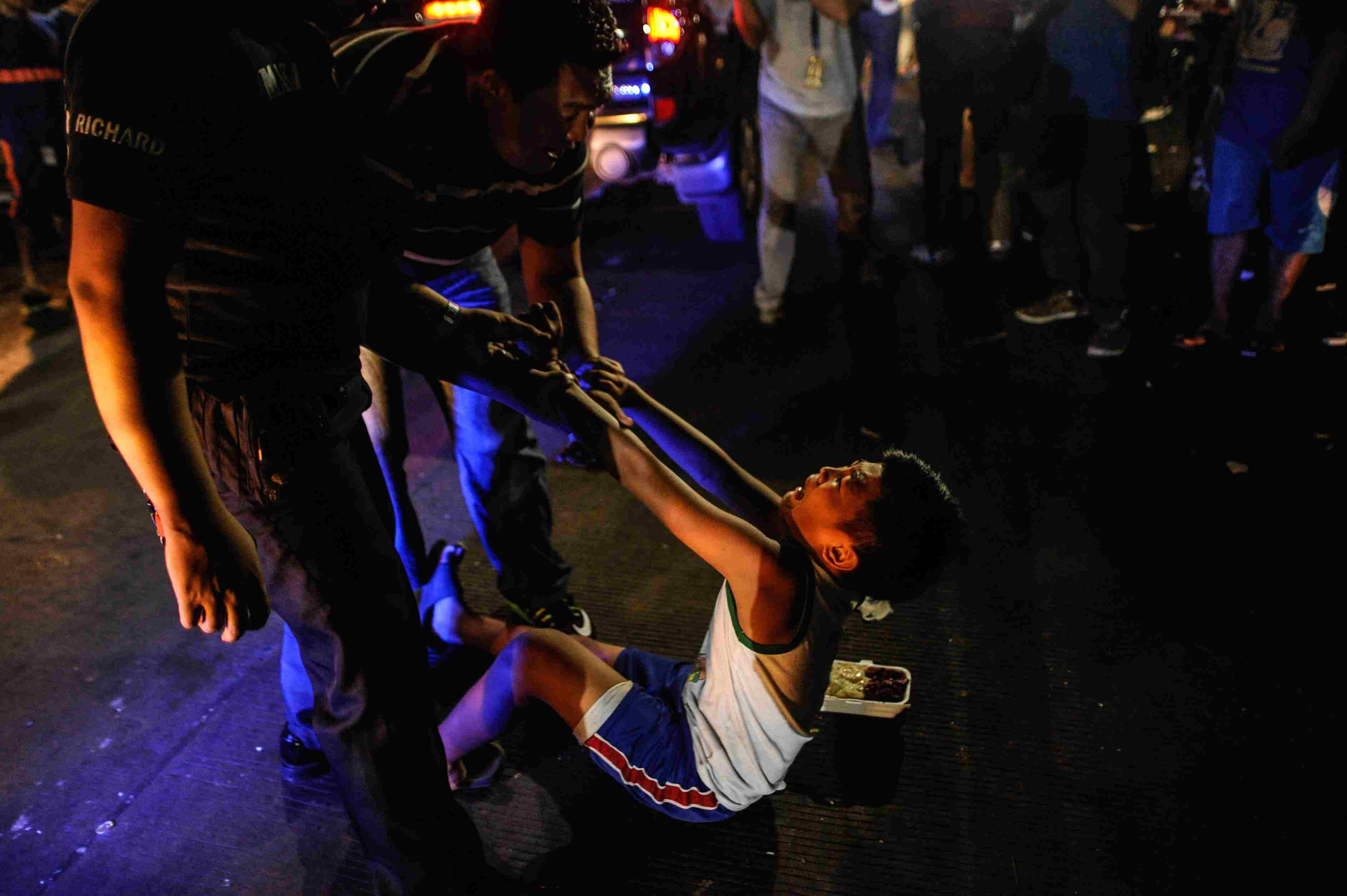 Philippines War On Drugs Ahead Of Duterte's Inauguration