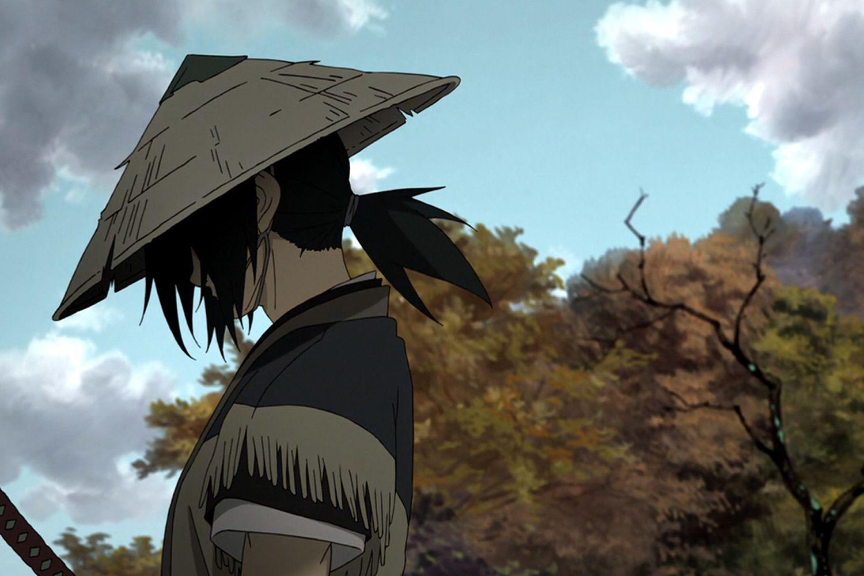 Sword Of The Stranger Anime Movie