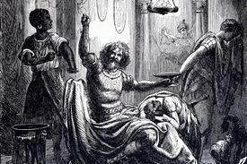 Hannibal dies by ingesting poison