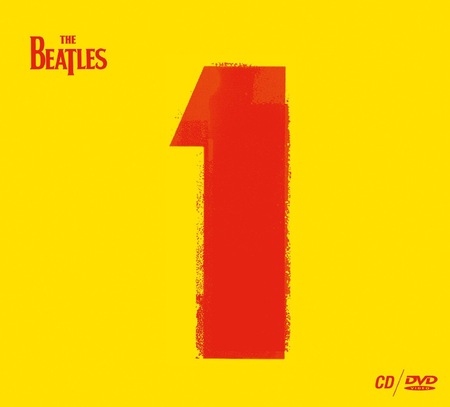 """""""The Beatles 1"""" DVD or BluRay"""