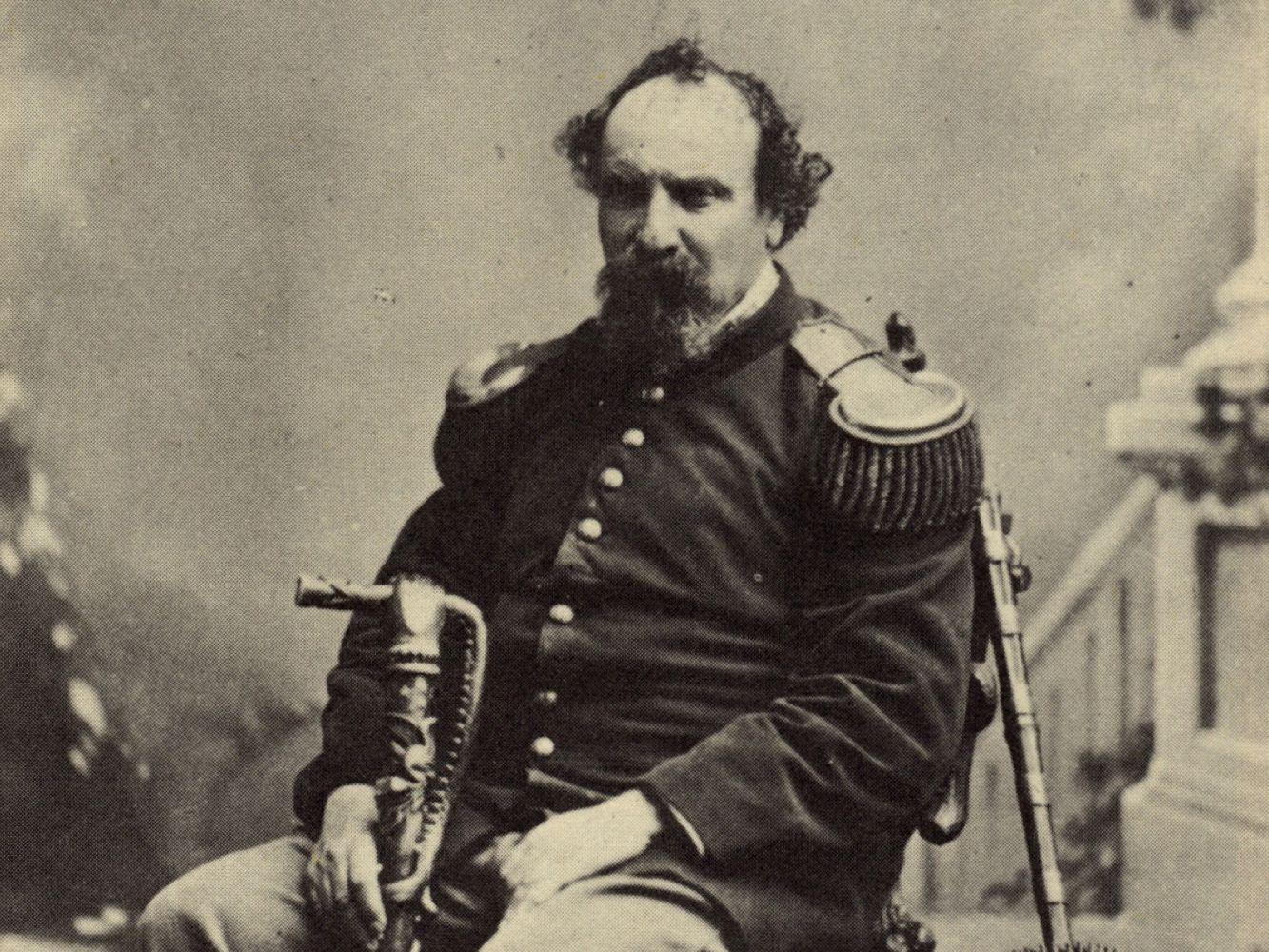 Biography: Joshua Norton, Emperor of the United States