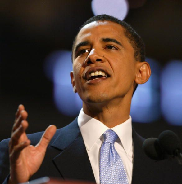 Obama's Inspiring 2004 Democratic Convention Speech