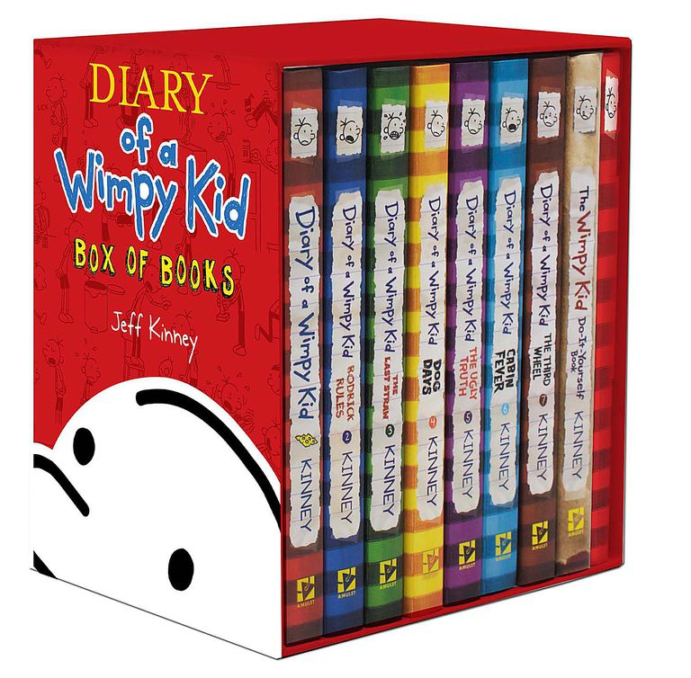 All about jeff kinneys diary of a wimpy kid diary of a wimpy kid books solutioingenieria Gallery