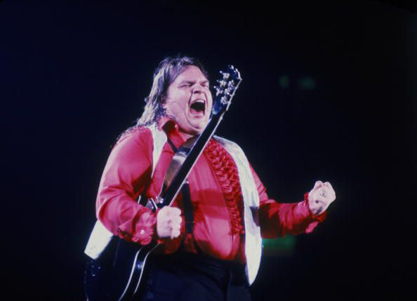 Meat Loaf in 1977