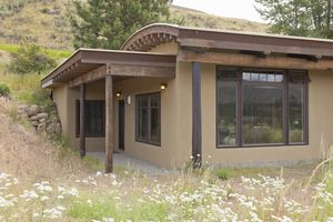 Green Architecture Uses Natural and Reclaimed Building Materials, Optimizes Natural Light, and Often Integrates Into the Insulating Earth Instead of Sitting on and Using the Resources of the Earth
