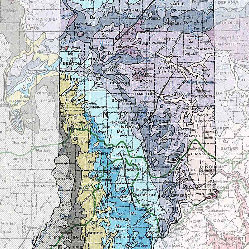 Geologic Maps Of The 50 United States - Us-sinkhole-map