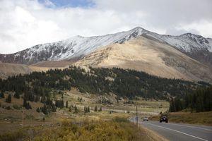 Molybdenum Mine on Fremont Pass Colorado