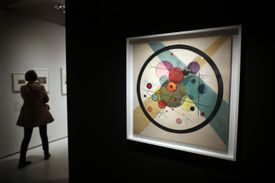 Press Preview For The Barbican's Bauhaus Art As Life Exhibition