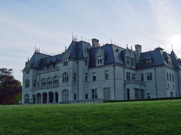 Ochre Court Salve Regina University Newport