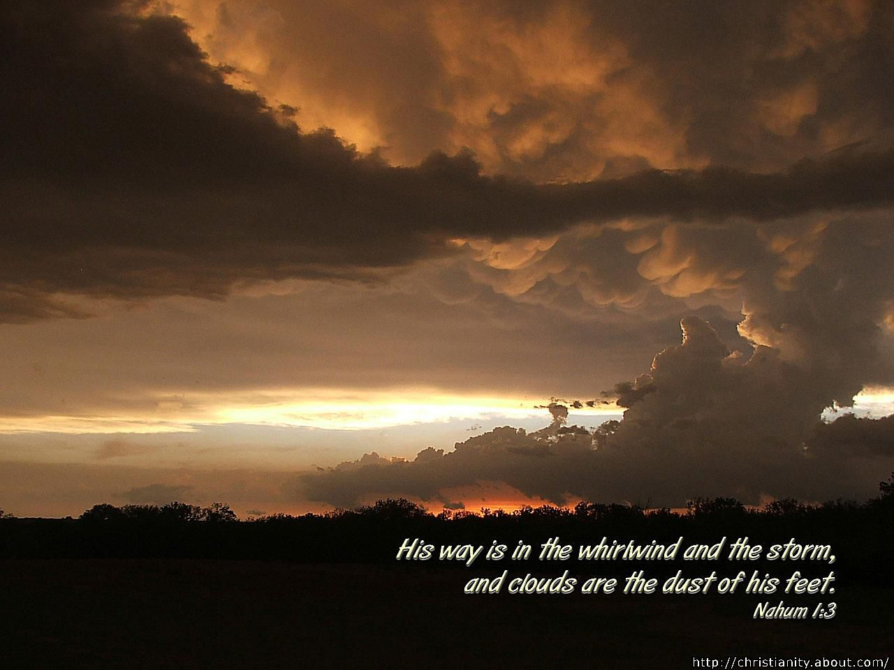 Enjoy Free Desktop Wallpaper With Bible Verses And Pictures Storm Clouds Image C Bill Fairchild