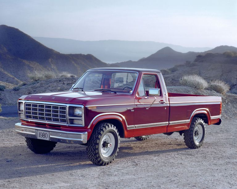 pickup old really ford pickups jump a own one photos truck after the officially more pin