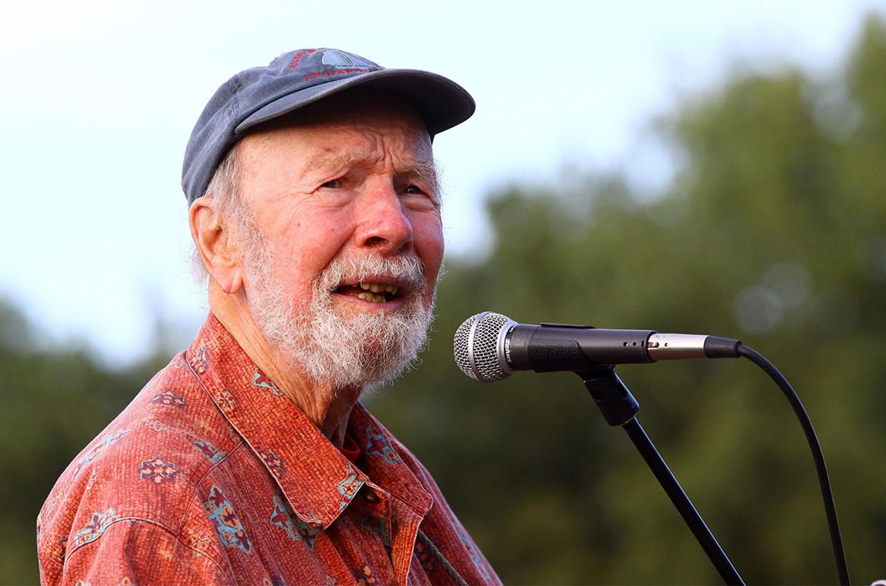 bring them home pete seeger