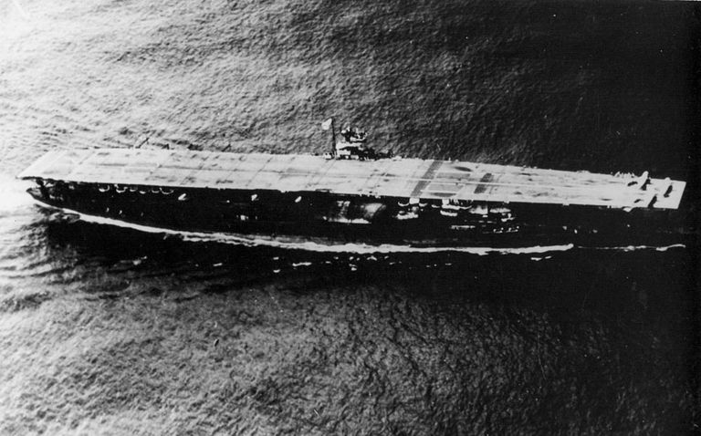 Image result for japanese aircraft carriers ww2 midway