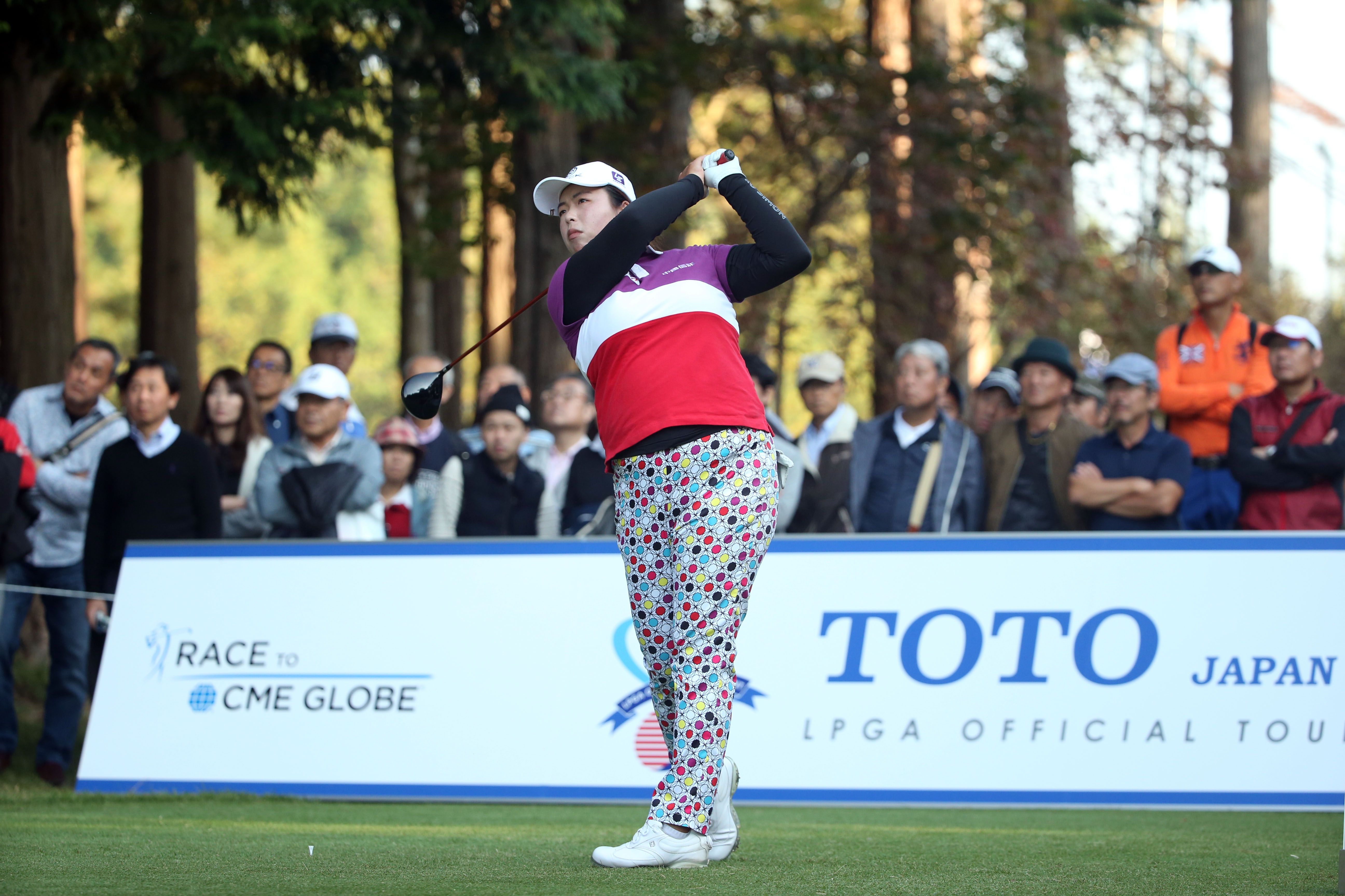 LPGA Toto Japan Classic Golf Tournament