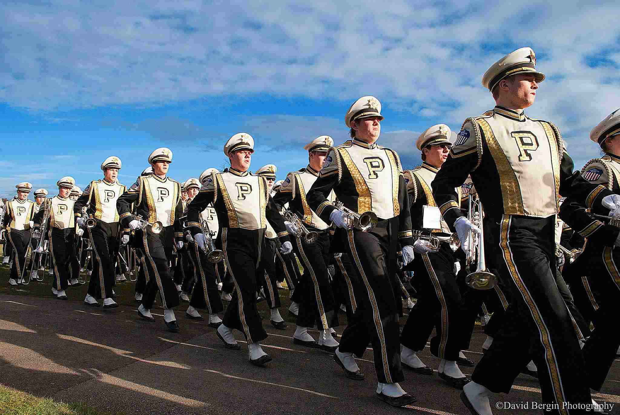 Purdue Marching Band