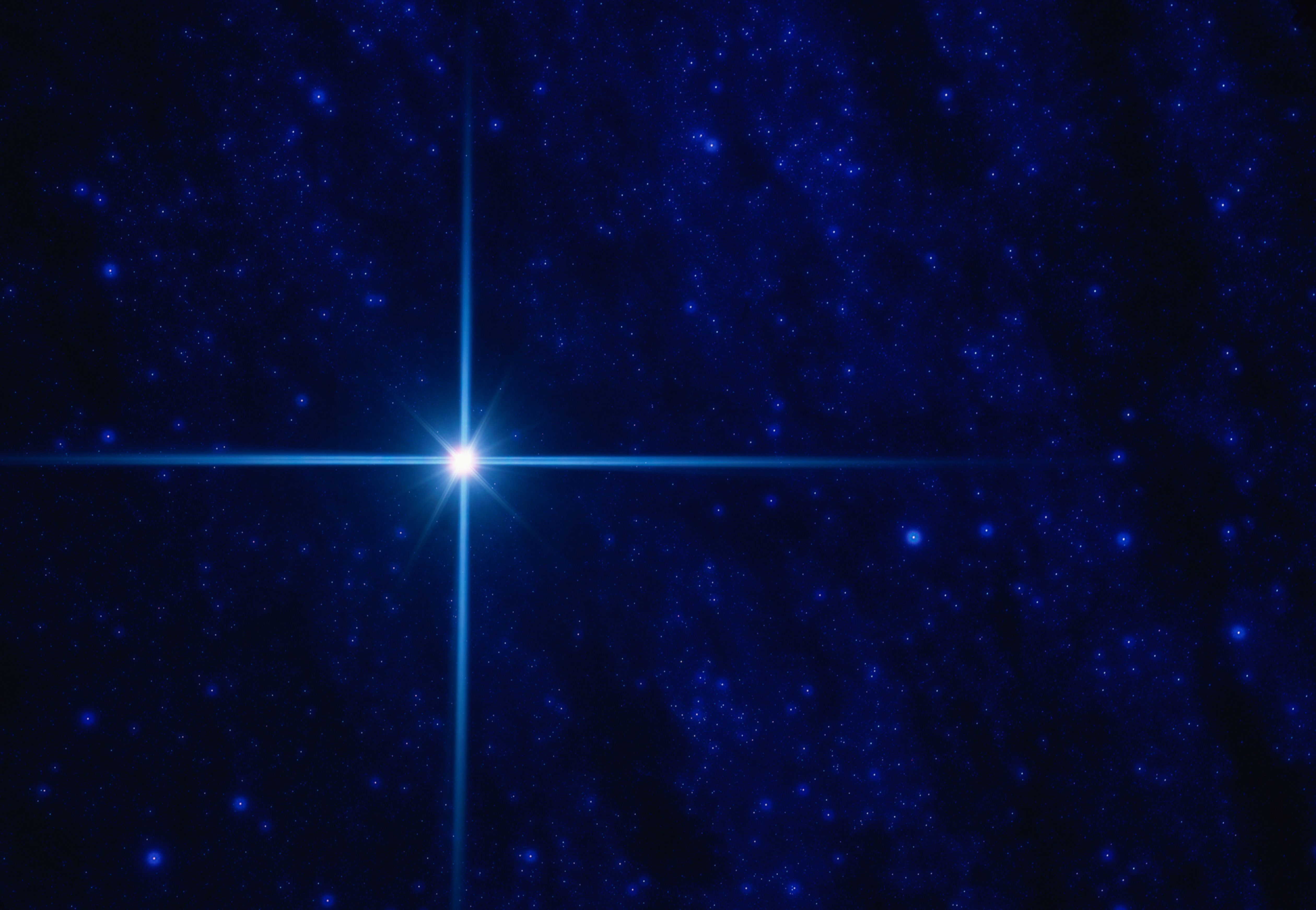 The brightest star in the night sky is Sirius.