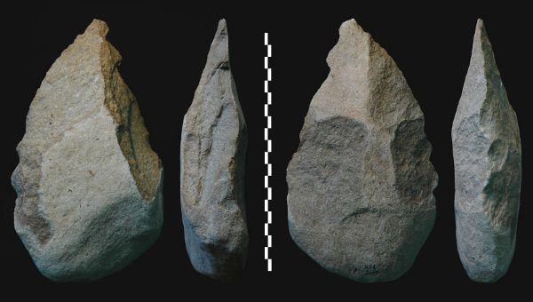 Oldest Acheulean Handaxe from Kokiselei, Kenya