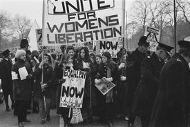Women's Equal Rights March