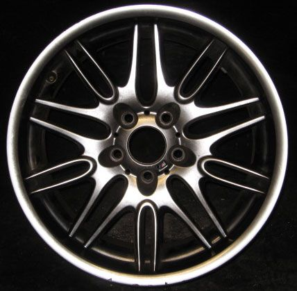 What Is Hypersilver Wheel Finish