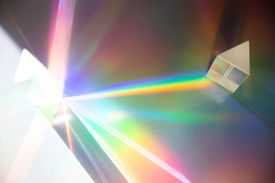 Prisms and rainbows