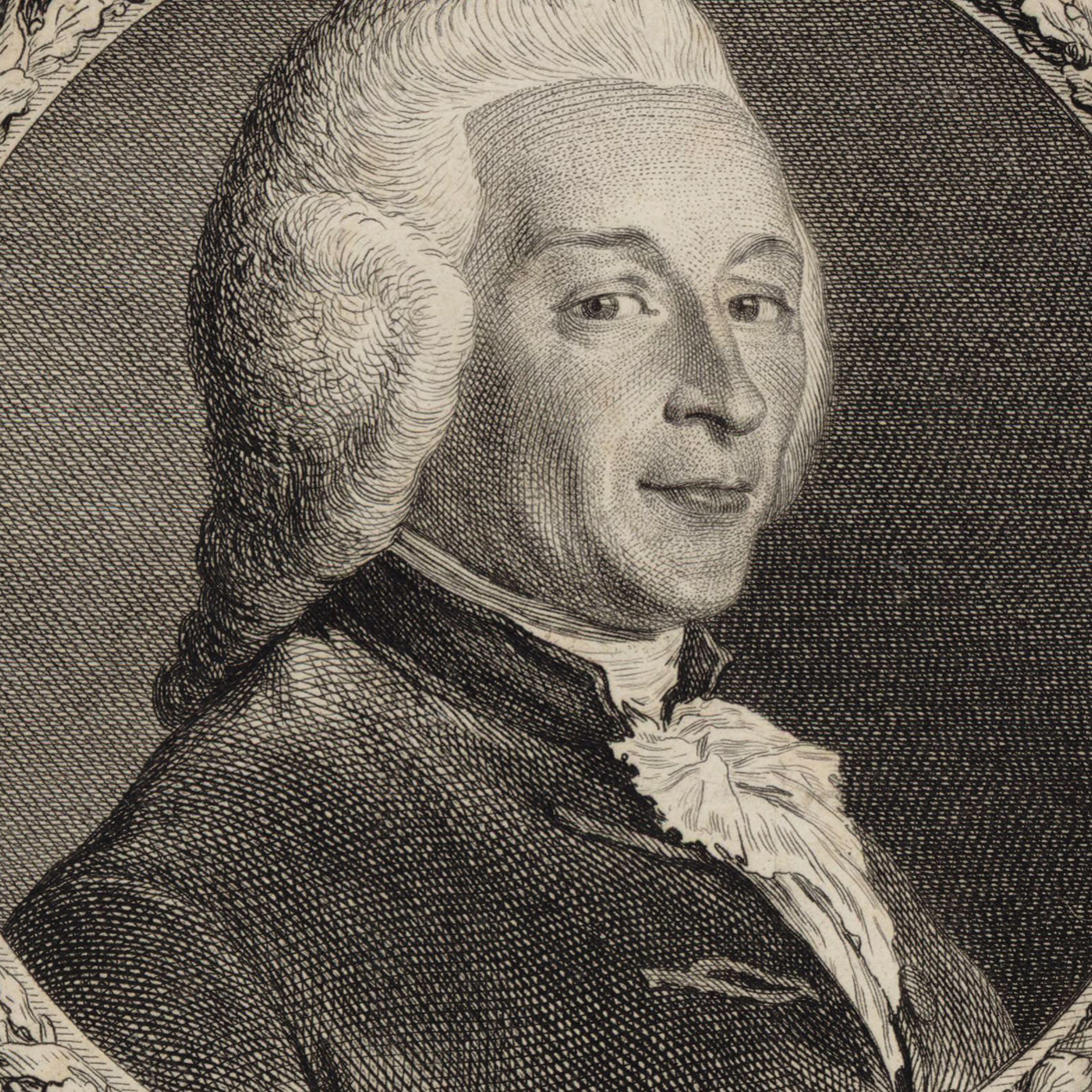 Portrait Of Joseph-Ignace Guillotin 1738-1814