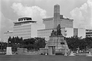 Statue of Jose Rizal in the Philippines