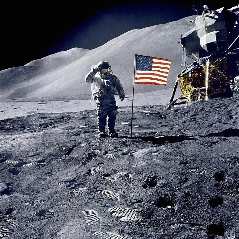 Debunking Moon Landing Conspiracies