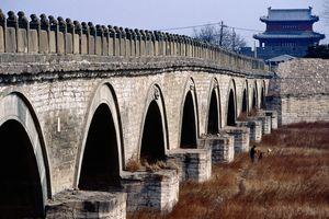 Marco Polo Bridge, Beijing, China