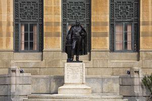 President Millard Fillmore statue, Buffalo City Hall.