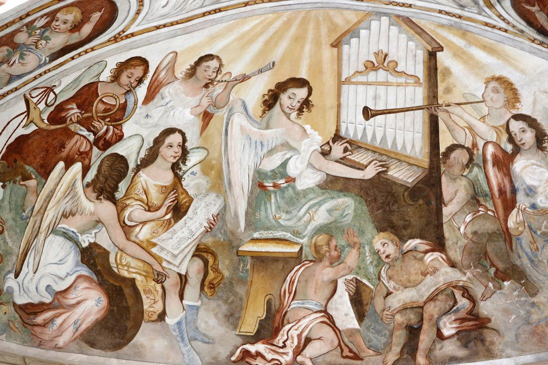 How Angels Communicate Through Music