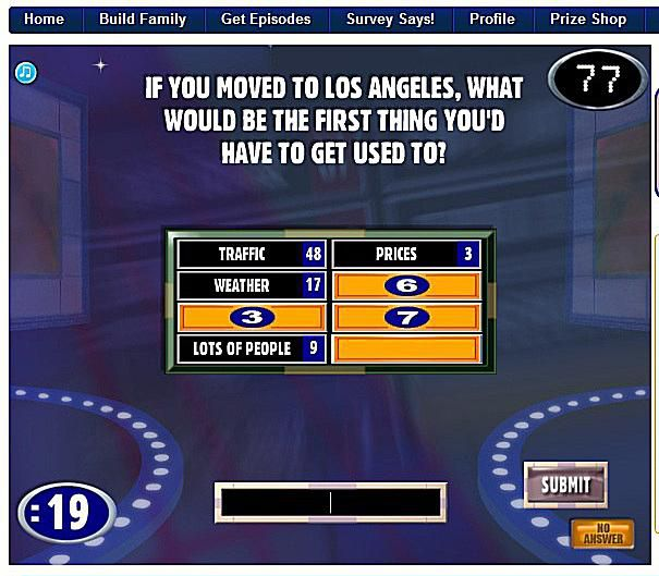 Game show templates for jeopardy wheel of fortune family feudgsn maxwellsz