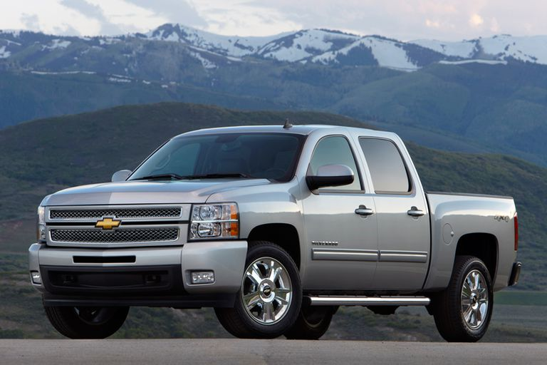 pickup chevrolet ext silverado truck trucks handling exterior previous year gal photo