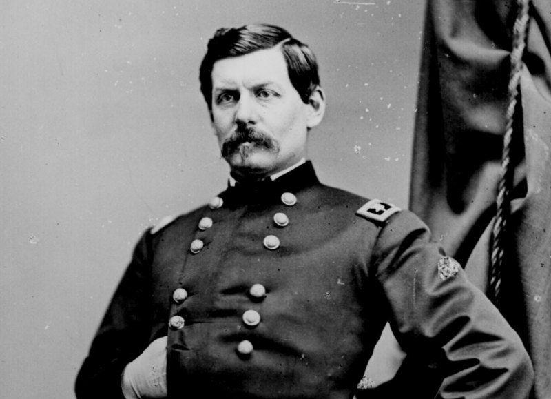 Portrait of George B. McClellan