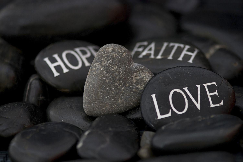 faith hope and love bible verse 1 corinthians 13 13