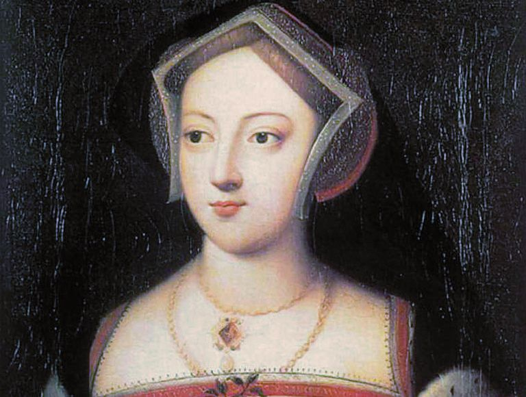 Painting of Mary Boleyn