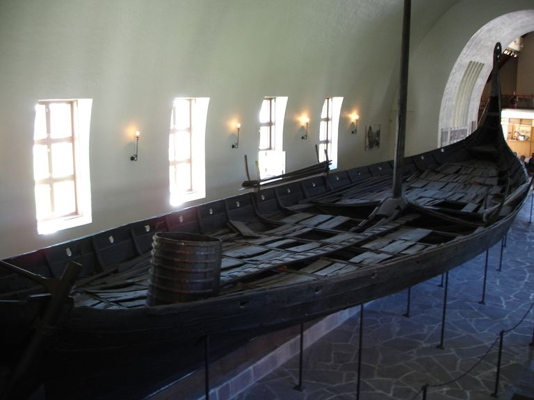 Oseberg Viking Ship (Norway)