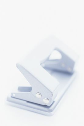 Three Hole Paper Punch