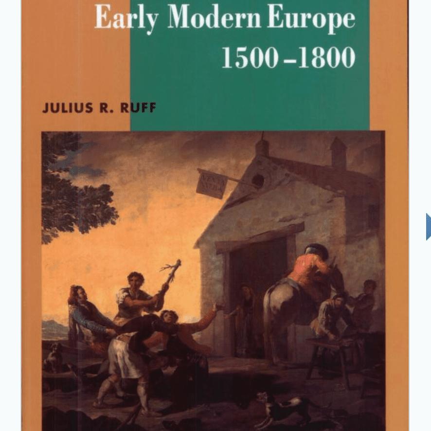 Violencia en la Europa moderna temprana
