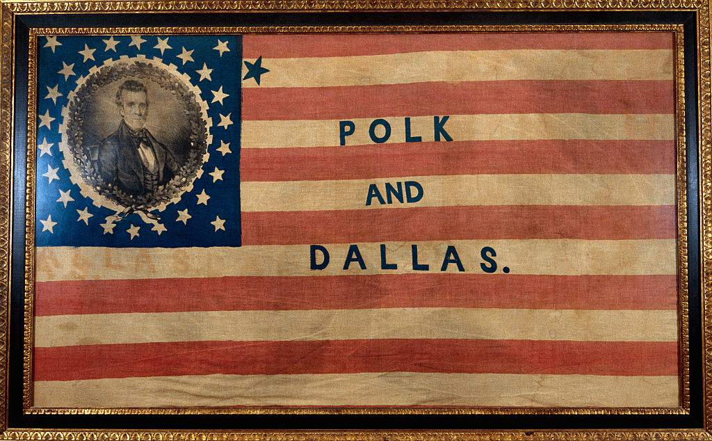 Cotton Flag Banner