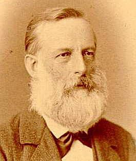 Julius Lothar Meyer developed a periodic table of the elements.