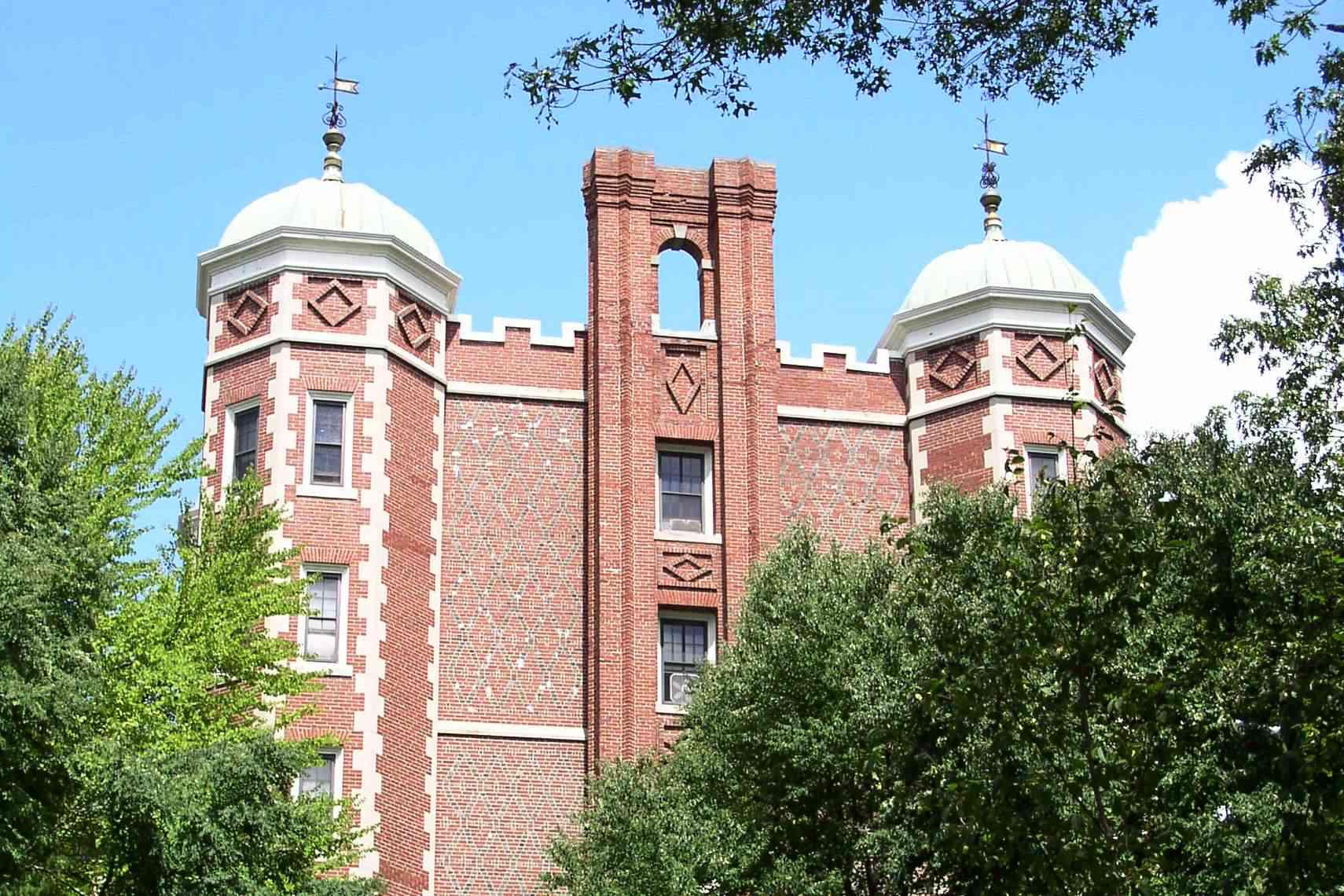 Bebe Hall at Wellseley College