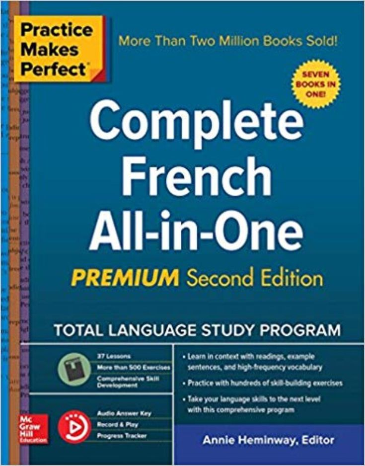 Complete Idiots Guide to French Verbs