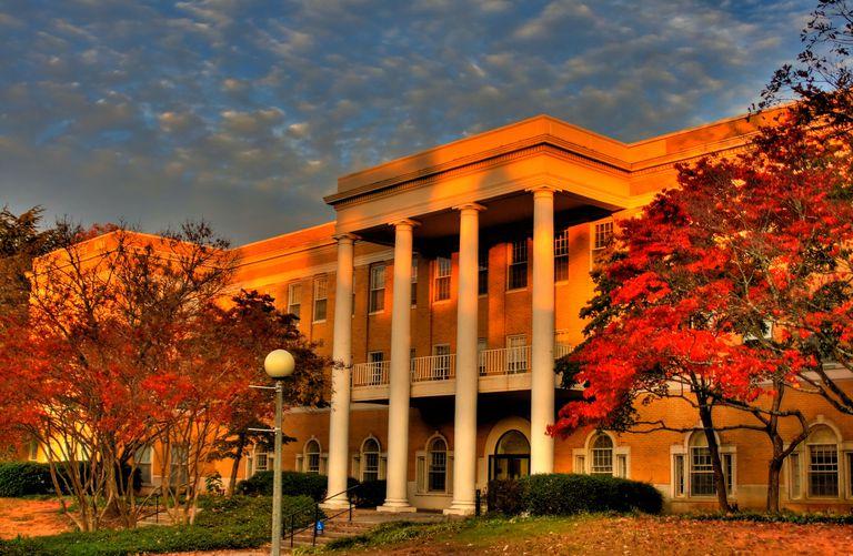 University of Georgia Consumer Science Building