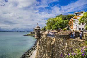 Fortaleza de Viejo San Juan, Puerto Rico