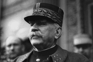 Marshal Joseph Joffre during World War I